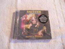 "Shotgun Symphony ""Live at Firefest 2010"" Rare AOR indie cd NEW Sealed"