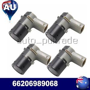4pcs PDC Parking Sensor 66206989068 BMW E39 E46 E60/ 61/ 65/ 66 X3 X5 3 5 7