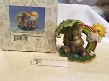 """Charming Tails """"There's No Rainbow Without The Rain"""" Dean Griff Nib ☔� 🌈"""