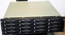 Dell EqualLogic PS5000e 16x1TB 7.2K SATA iSCSI SAN ARRAY Dual Controllers 16TB