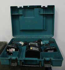 Makita 2 Drill Kit With Batteries and Charger