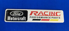 Ford Motorcraft Racing Performance Parts Dash Plague