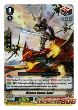 Cardfight Vanguard  x 1 Wyvern Guard, Barri - V-BT01/021EN - RR Pack Fresh Mint