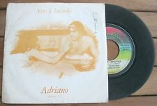 "ADRIANO CELENTANO Sotto Le Lenzuola (1971) Vinyl 7"" 45 RPM - BF.70000"