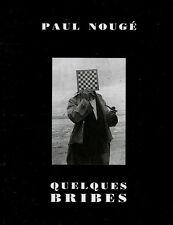 Scarce Belgian Bk Paul Nouge Surrealist Photos