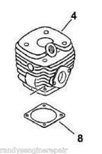 CYLINDER assembly echo chainsaw cs-670 csg-680 qv-670