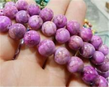 10mm Natural Pink Kunzite Round  Loose Beads 15''