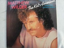 Matthew Wilder - The Kid´s American