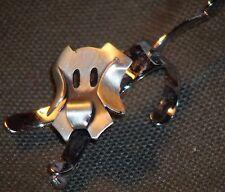 Beagle Blood Hound Dog Puppy Head Swivels 925 Sterling Silver Brooch Pin BEAU A+