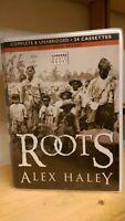 Roots by Alex Haley: Unabridged Cassette Audiobook