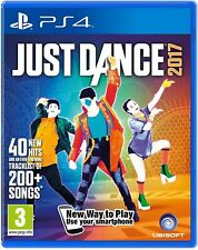 Just Dance 2017 Playstation 4 PS4 **FREE UK POSTAGE!!**