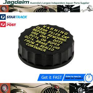 New Jaguar X-Type Brake Master Cylinder Fluid Reservoir Filler Cap  C2S13235
