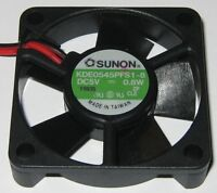 Sunon 45 mm High Speed Cooling KDE Fan - 5 V - 11 CFM - 6000 RPM - KDE0545PFS1