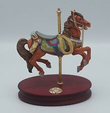 Tobin Fraley Limited 630/4500 Charles Looff c.1915 Carousel Horse