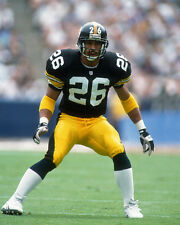 Pittsburgh Steelers ROD WOODSON Glossy 8x10 Photo NFL Football Print Poster