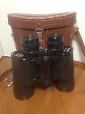 Vintage Kendon Binoculars 8 X 40 No. 01172 w/ Case Coated Optics