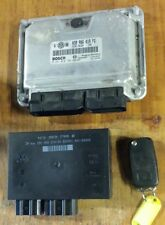 Volkswagen Golf Mk4 Pd130 ASZ Ecu Clocks Key and CCM 112k half fis