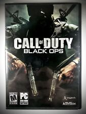 *FREE SHIPPING* Call of Duty: Black Ops PC Treyarch Activision Great Condition