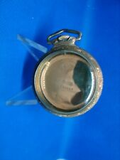 Pocket Watch Case Part! cs11 Antique 49mm Scepter Fancy Back