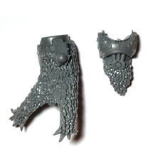 Space Wolves Wolf Pack TORSO With PELT CLOAK / CAPE - Warhammer 40K