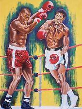 Cassius Clay v Doug Jones by David Putland - A3 Limited edition Prints