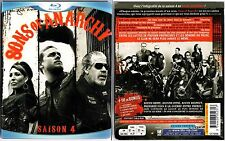 SONS OF ANARCHY - Integrale Saison 4 - 3 boitiers 3 BRD - OCCAS