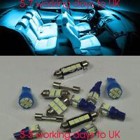 For Toyota Auris 8pcs Lights LED Interior Premium Kit SMD Bulb Error Free
