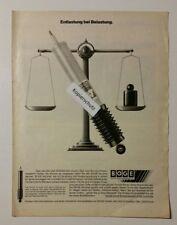 Visualizzazione pubblicitario/advertisement a4: BOGE Nivomat smorzamento vibrazione 1981 (110416152)