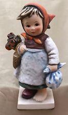 Goebel Hummel Figurine, The Weary Wanderer, TMK5 (1972-79), #204, 1949