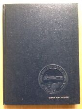 1967 East Surry Highschool Jahrbuchs der Ostwind, Pilot Berg, NC
