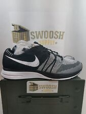 Nike Flyknit Trainer Running Black White Oreo 2018 AH8396-005 Size 13 Air Max