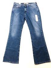 NEW Levi's Womans 12 Medium 515 Boot Cut Jeans 105) 155048083 34x32 actual 35 33