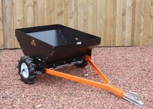 ATV Quad Equestrian Manure Spreader