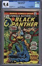 Jungle Action #7 CGC 9.4 NM Wp 1st Venomm App Marvel Comics 1973 Black Panther