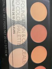 Bh Cosmetics Foundation & Concealer 2 10 Color Palette