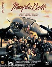 Memphis Belle DVD ACTION WAR BRAND NEW R4