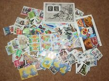 £100 worth Stamps for Postage with gum for £70 - 30% off   - rf042