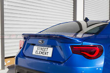 TRD Style ABS Rear Trunk Spoiler For MY12-19 Toyota 86 / Subaru BRZ (UNPAINTED)