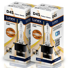 2 x D4S NEU Stück LUNEX HID XENON kompatibel mit D4S Osram Philips GE - 4300K