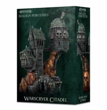 Warhammer Age of Sigmar: Malign Portents Warscryer Citadel (64-73) NIB