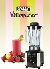 Brand New Semak Vitamizer Countertop Food Blender Food Processor VM1050B