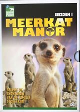 MEERKAT MANOR - SEIZOEN 1 - 3 DVD