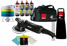 Rupes LHR21 Mark II - Kit DLX Menzerna Polishing - 230V - Free Taxe