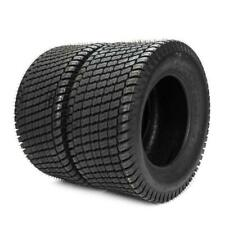 Set 2 New 23x10.50x12 Tires 4 Ply 23x10.50-12 Lawn Mower Tractor Factory Direct