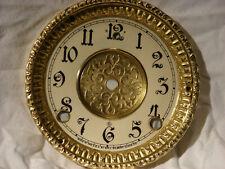 Antique Gilbert Clock Dial and Bezel