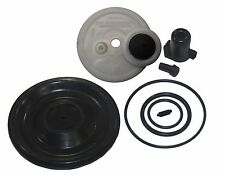 Victa Carburetor Carby Service Kit Primer Cap Diaphragm Needle O-rings & Cut Out