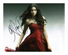 NINA DOBREV AUTOGRAPHED SIGNED A4 PP POSTER PHOTO PRINT 1