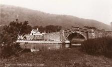 Bridge over Shira Inveraray unused RP old pc Colin Mc Laren