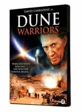 Dune Warriors (1990) David Carradine, Rick Hill, Mad Max Style - RARE DVD!