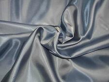 Bemberg Lining Fabric Sewing Silk Wool Denim Blue 100% Rayon Anti-Static $14/y